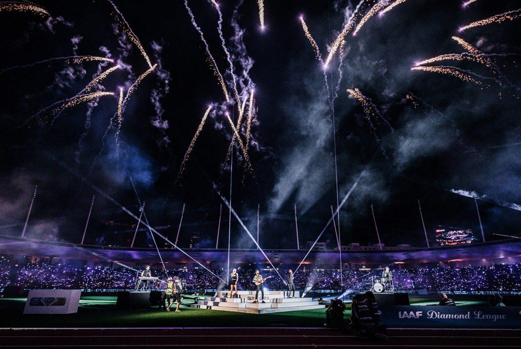 Weltklasse Zürich – Opening & Closing Ceremony