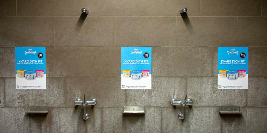 Lindahls Produkteinführung mit Multi-Channel-Kampagne