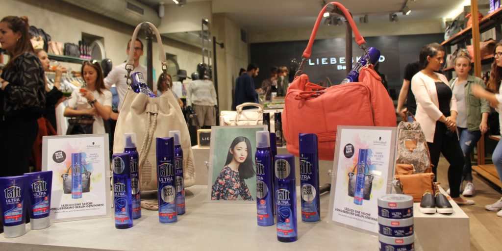 Henkel – 'Win your bag' Kampagne