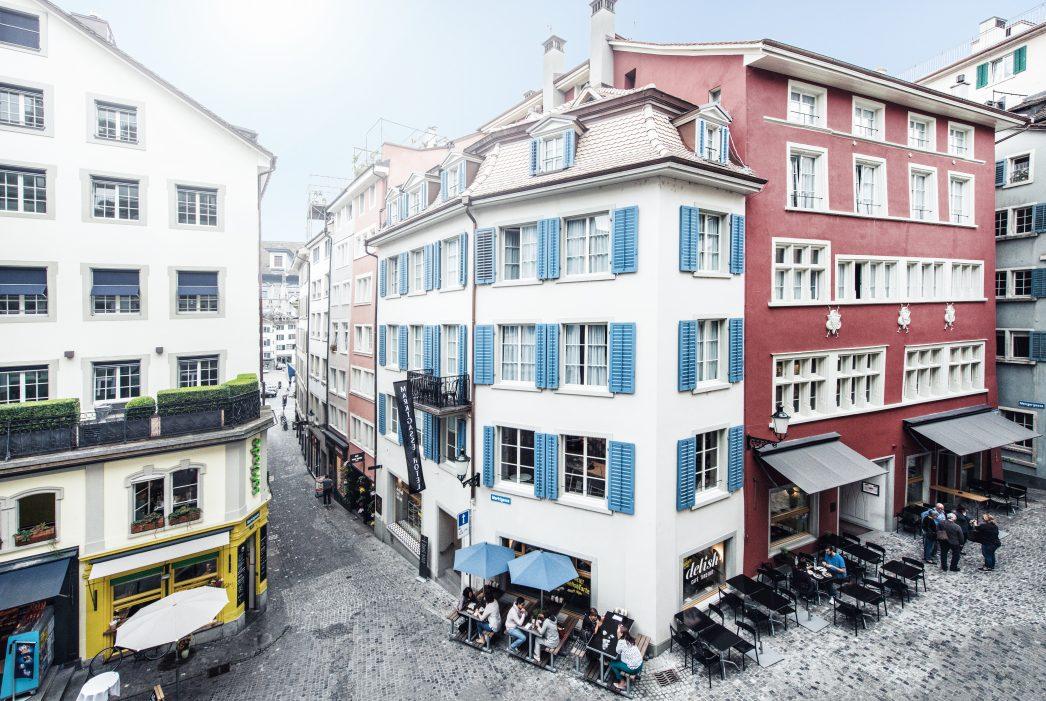 Marktgasse Hotel Zürich – Public Relations