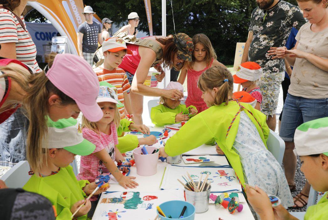 Unilever Schweiz – OMO Kinderatelier