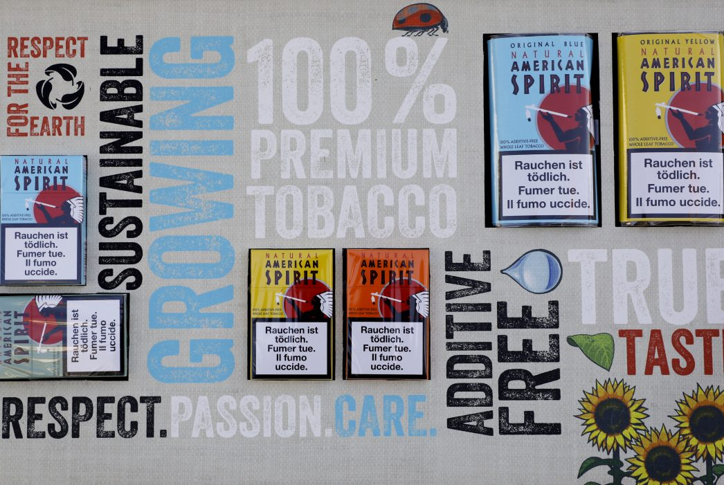 Japan Tobacco International – 1to1 Promotions