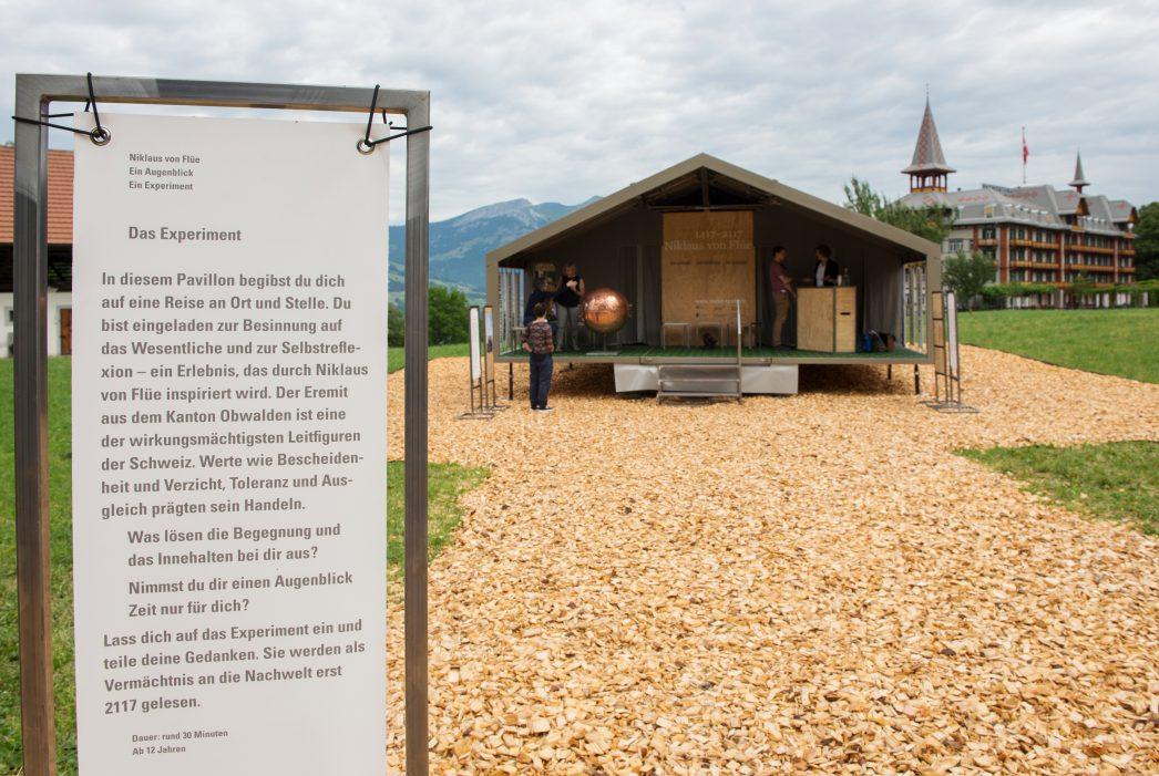 600 Jahre Niklaus von Flüe – Wanderausstellung