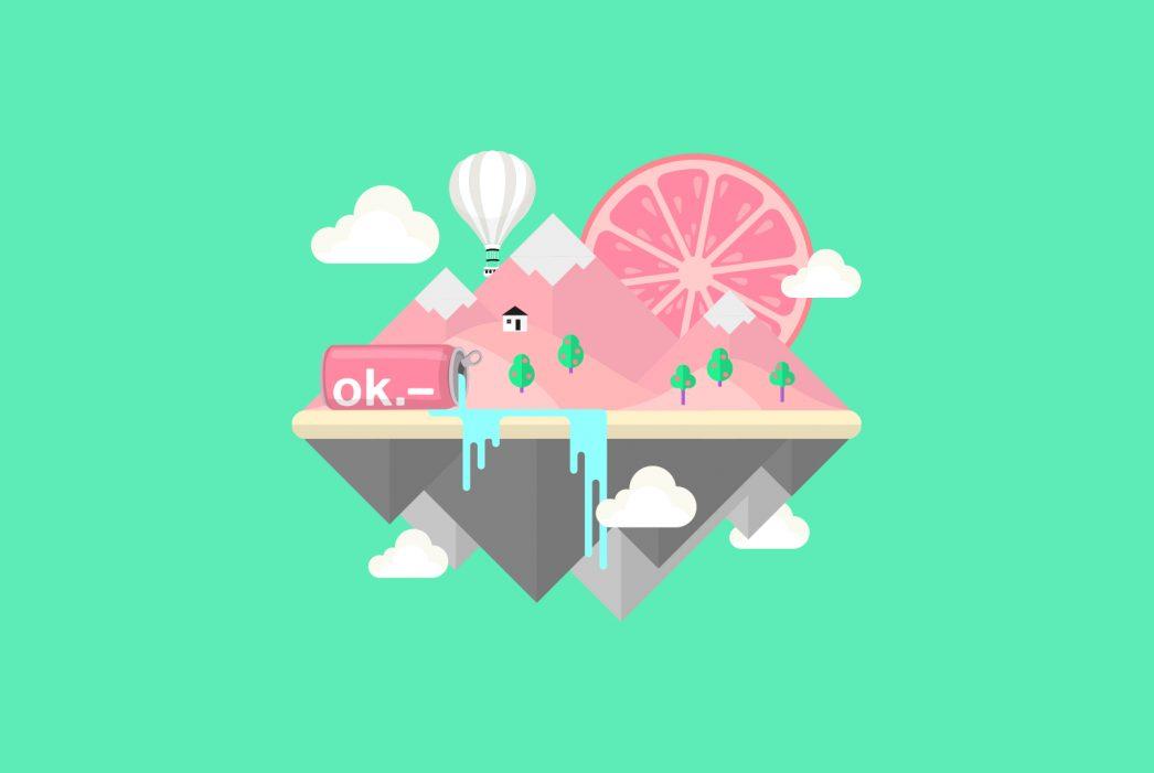 Valora – ok.– Kampagne