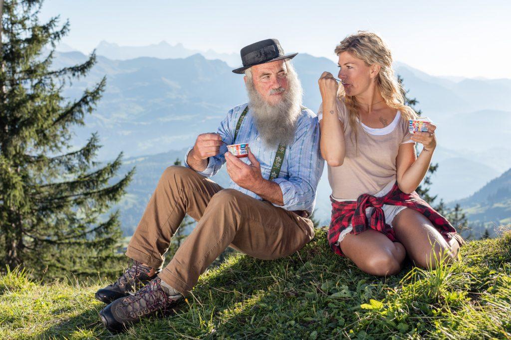 Compresso kreiert Digitalkampagne für Lactalis Nestlé