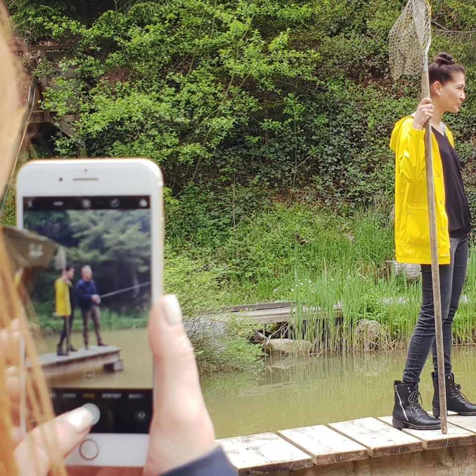 #vjmoments #victoriajungfrau #zmenuevohie #fischersfritzfischtfrischefische #behindthescenes #agenturamsee #lieblingsagentur #compressoag