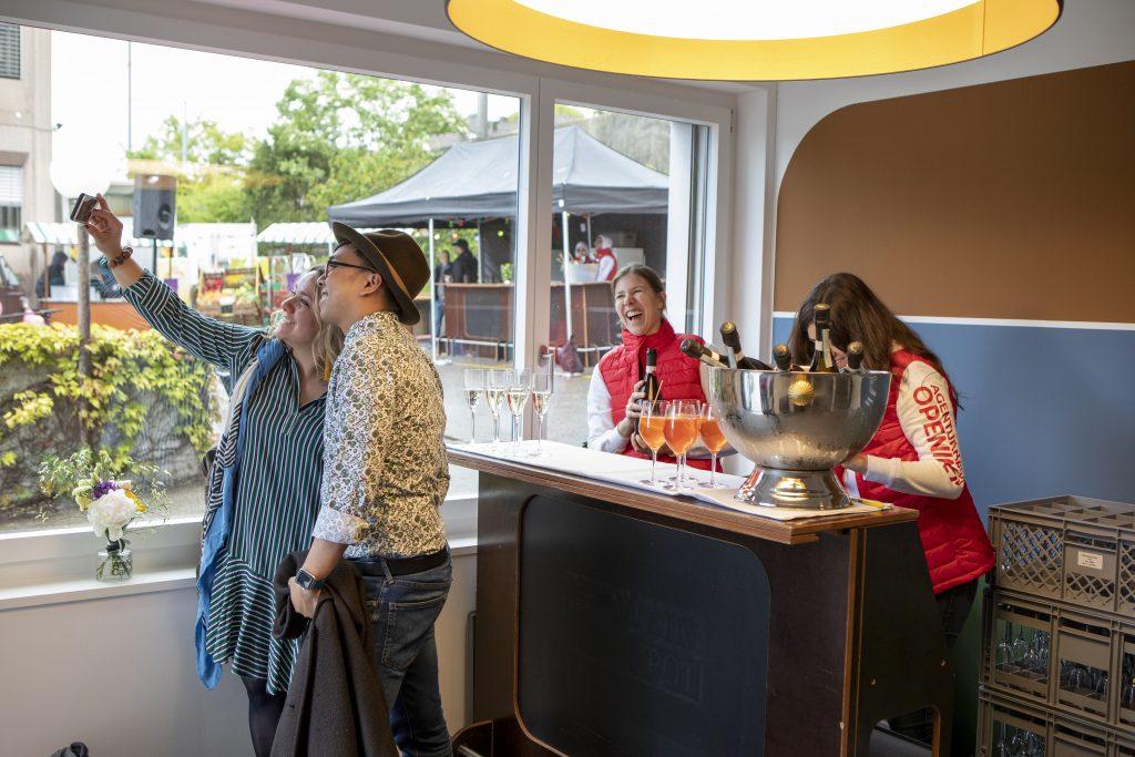 #openhouse #opening #lieblingsagentur #agenturamsee #compressoag #stewardsch #smillaag #zimmermanncommunications