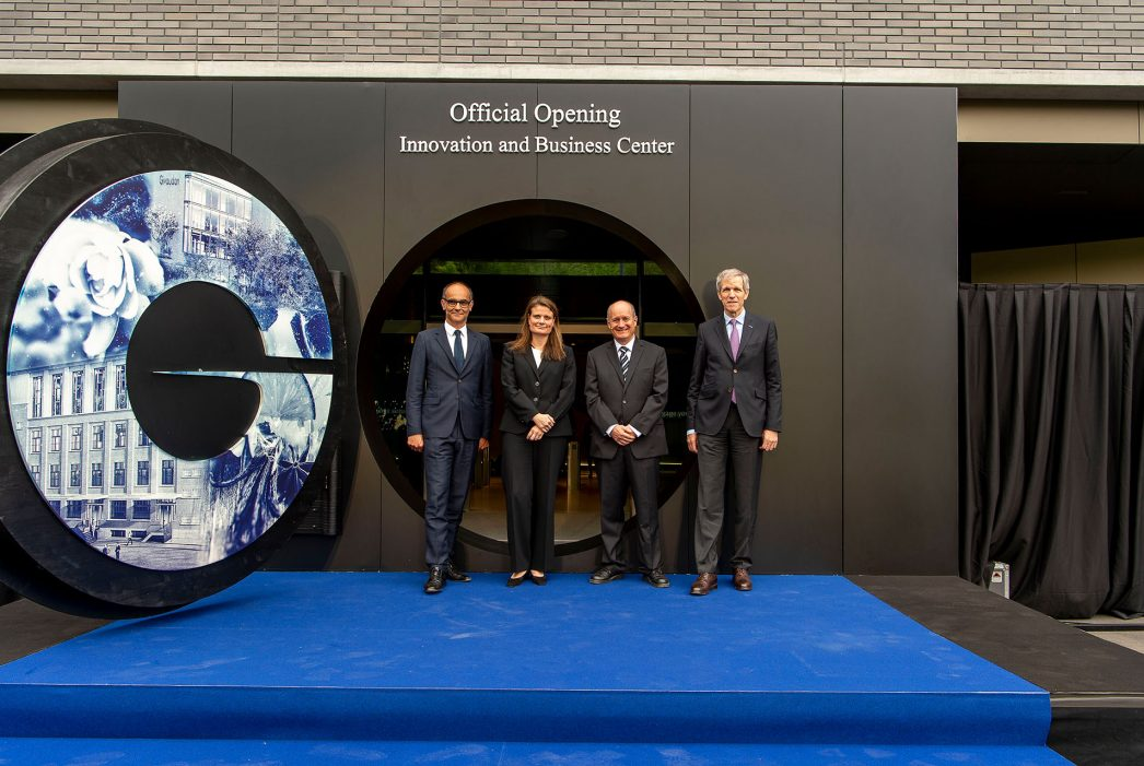 Givaudan – Eröffnung des Innovation & Business Center
