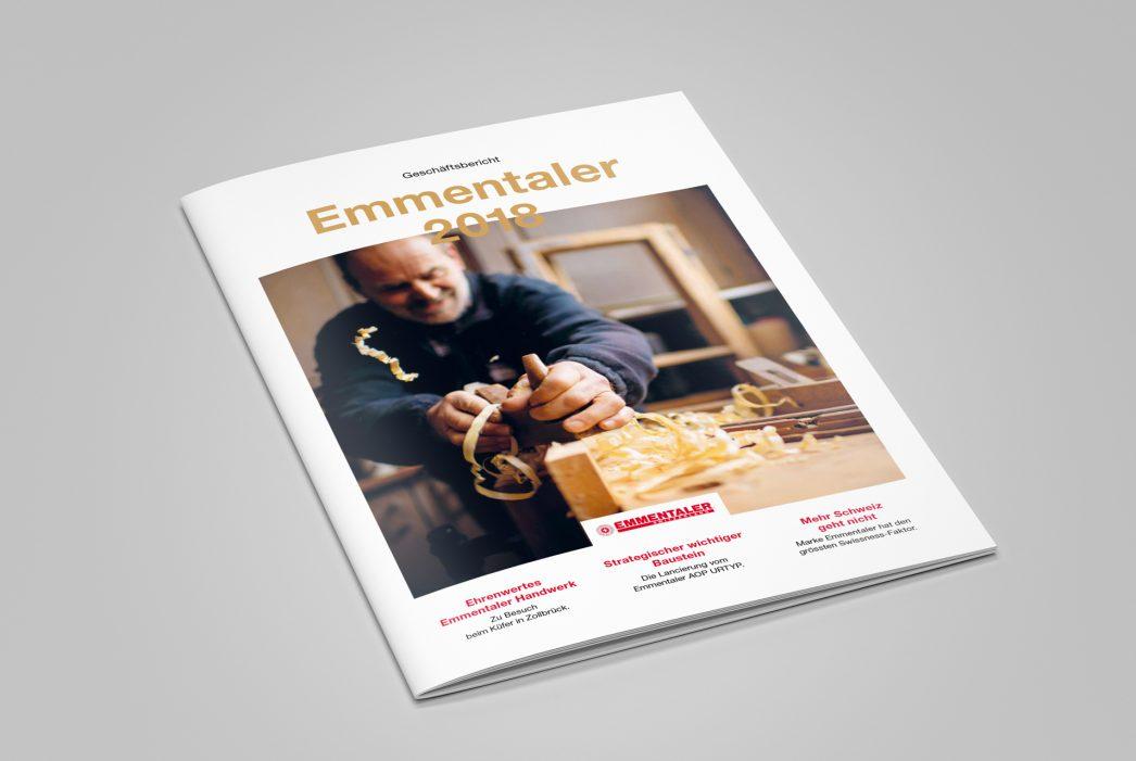 Emmentaler Switzerland – Geschäftsbericht