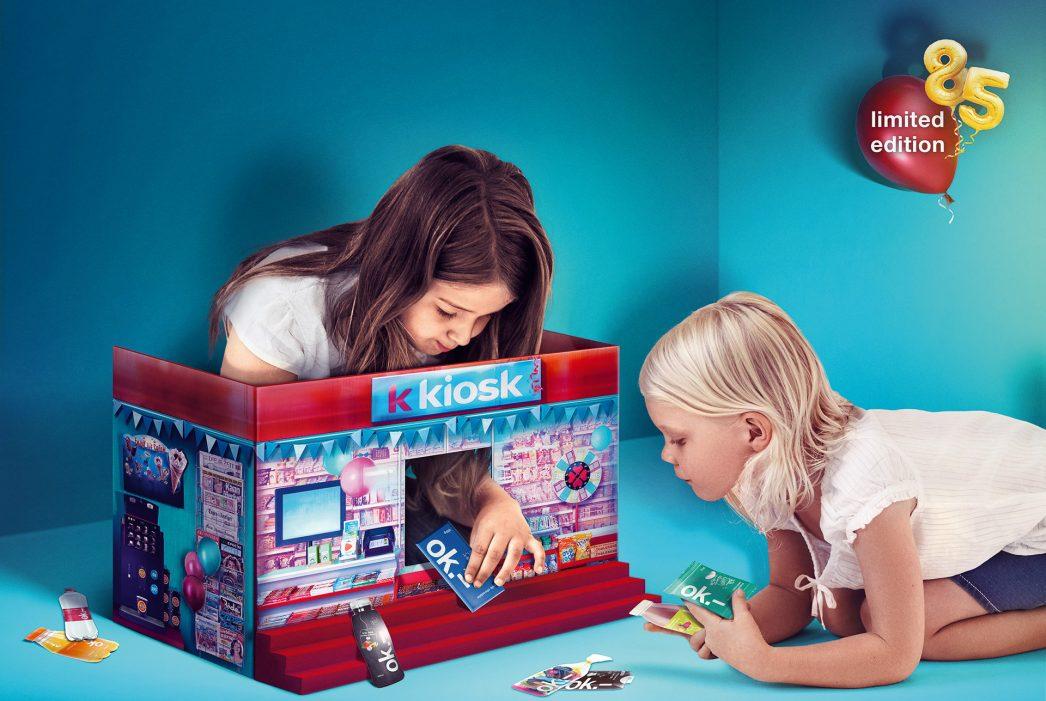 Valora – Spiel k kiosk