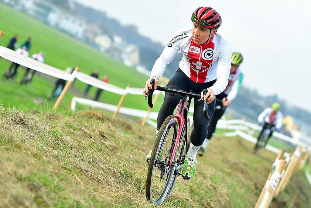 Compresso tritt für die UCI-Radquer-WM in die Pedale!