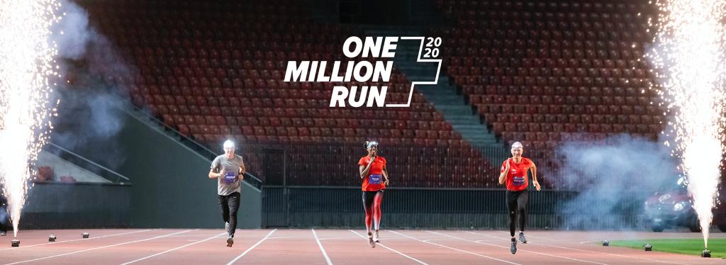 Kreative Langstreckenläufer