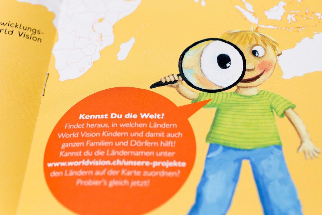 World Vision Schweiz – Familytrail