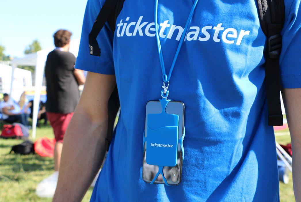 Ticketmaster – Festivalaktivierung