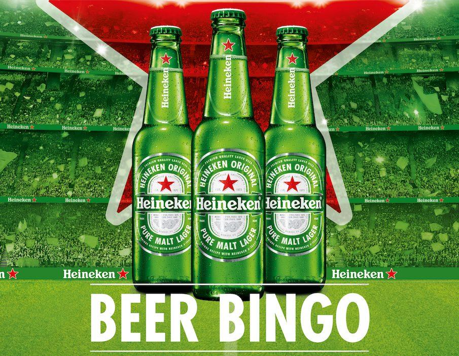 HEINEKEN –  Beer Bingo